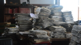 old-papers-in-nairobi-library